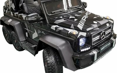 Mercedes i Jeep w wersji custom!