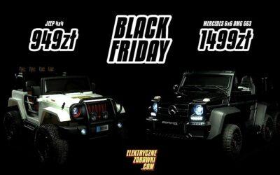 Promocje naBlack Friday już oddziś!